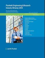 Plunkett's Engineering & Research Industry Almanac 2018 (Plunketts Industry Almanacs)