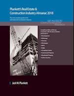 Plunkett's Real Estate & Construction Industry Almanac 2018 (Plunketts Industry Almanacs)
