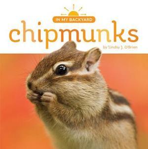 Bog, paperback Chipmunks af Lindsy J. O'brien