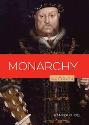 Bog, paperback Monarchy af Jennifer Fandel