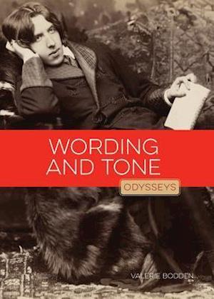 Bog, paperback Wording and Tone af Valerie Bodden
