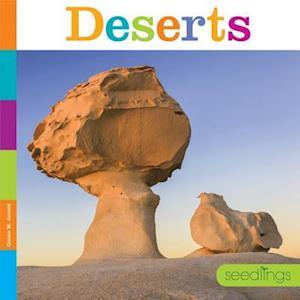 Bog, paperback Deserts af Quinn M. Arnold