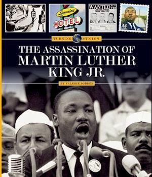 Bog, paperback The Assassination of Martin Luther King Jr. af Valerie Bodden
