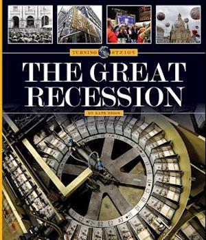 Bog, paperback The Great Recession af Kate Riggs