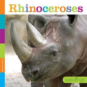 Bog, paperback Rhinoceroses af Quinn M. Arnold, Kate Riggs