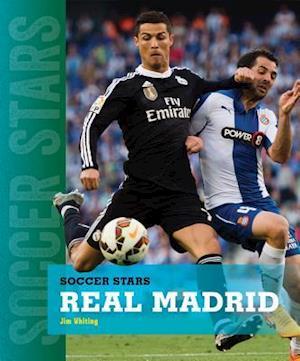 Bog, paperback Real Madrid af Jim Whiting