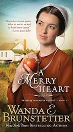 A Merry Heart (Brides of Lancaster County)