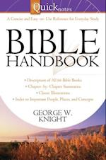 Quicknotes Bible Handbook af George W. Knight