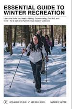 AMC's Winter Skills Manual (AMC Skills)