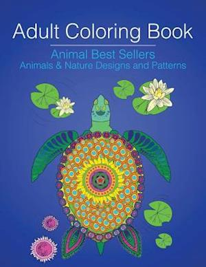 Bog, paperback Adult Coloring Book af Adult Coloring Book Team