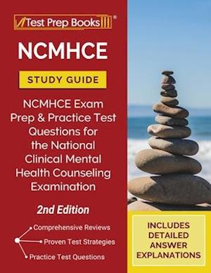 Få NCMHCE Study Guide: NCMHCE Exam Prep and Practice Test ...