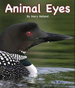 Animal Eyes af Mary Holland