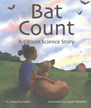 Bog, paperback Bat Count af Anna Forrester