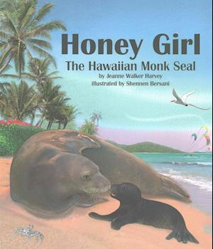 Bog, paperback Honey Girl af Jeanne Walker Harvey