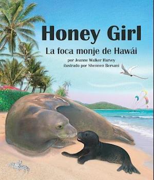 Bog, paperback Honey Girl af Jeanne Walker Harvey