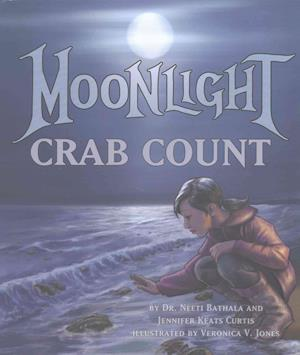Bog, hardback Moonlight Crab Count af Neeti Bathala