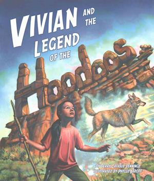 Bog, paperback Vivian and the Legend of the Hoodoos af Terry Catasús Jennings