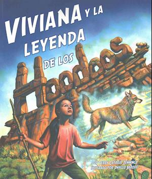 Bog, paperback Viviana y La Leyenda de Los Hoodoos af Terry Catass Jennings
