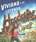 Viviana y La Leyenda de Los Hoodoos af Terry Catass Jennings
