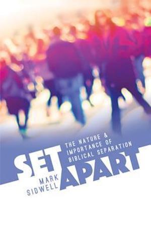 Bog, paperback Set Apart af Mark Sidwell
