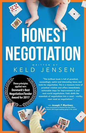Bog, paperback Honest Negotiation af Keld Jensen