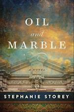 Oil and Marble af Stephanie Storey