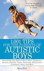 1,001 Tips for the Parents of Autistic Boys af Ken Siri