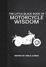 Little Black Book of Motorcycle Wisdom (Little Red Books)