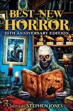 Best New Horror af Stephen Jones