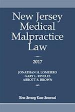 New Jersey Medical Malpractice Law 2017