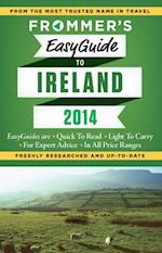 Frommer's EasyGuide to Ireland 2014 af Jack Jewers