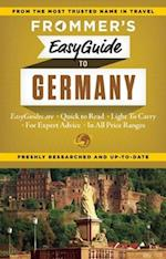 Frommer's Easyguide to Germany af Donald Olson