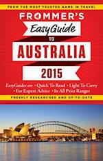 Frommer's EasyGuide to Australia 2015 af Lee Mylne
