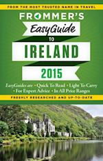 Frommer's EasyGuide to Ireland 2015 af Jack Jewers