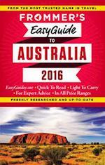 Frommer's Easyguide to Australia af Lee Mylne