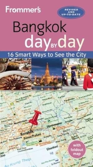 Frommer's Bangkok day by day af Mick Shippen