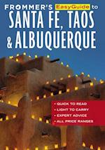Frommer's EasyGuide to Santa Fe, Taos and Albuquerque af Barbara Laine
