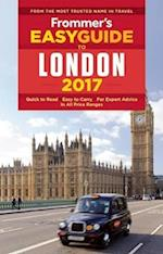 Frommer's Easyguide to London 2017 (Easy Guides)