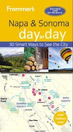 Frommer's Napa and Sonoma day by day af Avital Binshtock Andrews