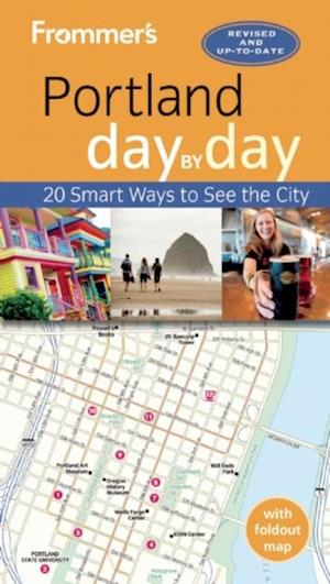 Frommer's Portland day by day af Donald Olson