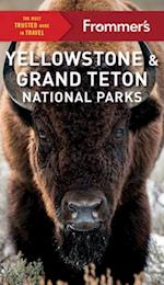 Frommer's Yellowstone & Grand Teton National Parks (Frommer's Yellowston & Grand Teton National Parks)