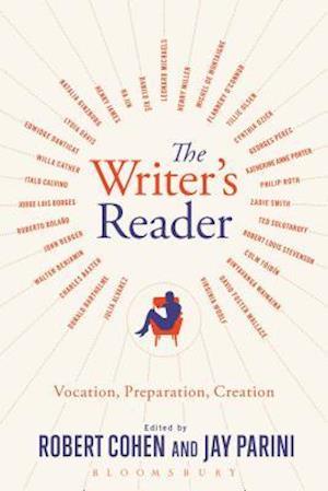 Bog, hardback The Writer's Reader af Robert Cohen