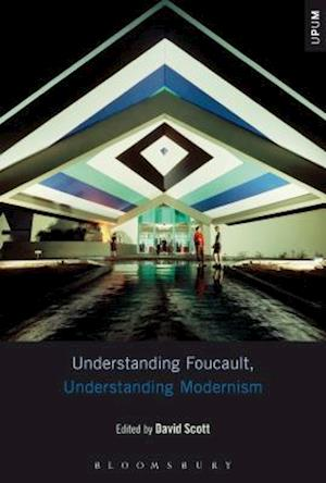 Bog, hardback Understanding Foucault, Understanding Modernism