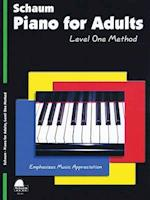 Piano for Adults af Wesley Schaum