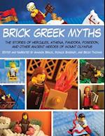 Brick Greek Myths af Monica Sweeney