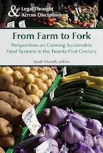 From Farm to Fork (law Legal Thought Across Disciplines)