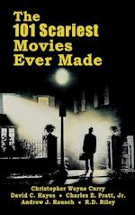 The 101 Scariest Movies Ever Made (hardback)