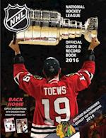 The National Hockey League Official Guide & Record Book 2016 (NATIONAL HOCKEY LEAGUE OFFICIAL GUIDE AND RECORD BOOK)