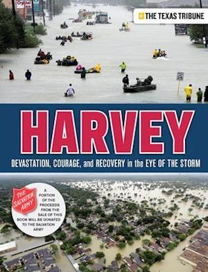 Bog, paperback Harvey af Texas Tribune