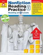 Nonfiction Reading Practice, Grade 1 (Nonfiction Reading Practice)